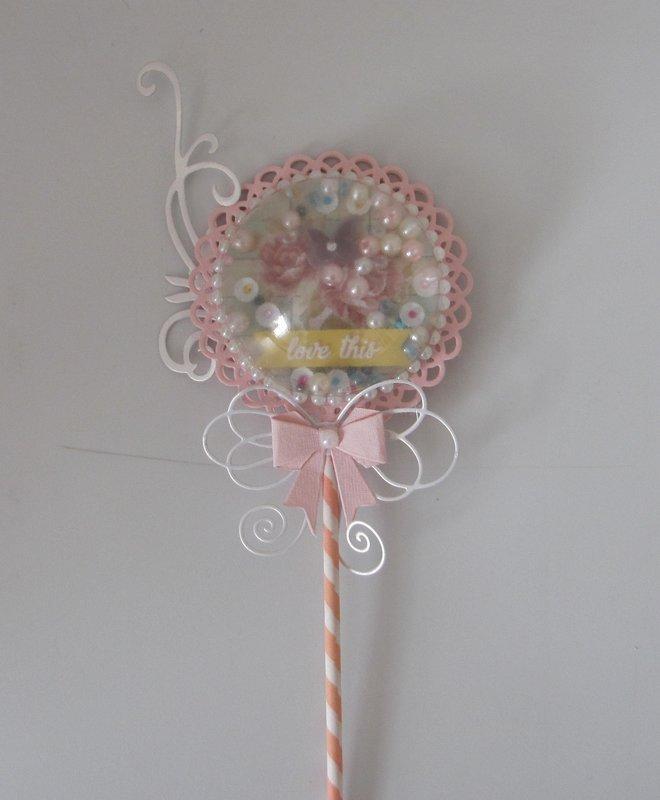 Bubble Shaker Wand