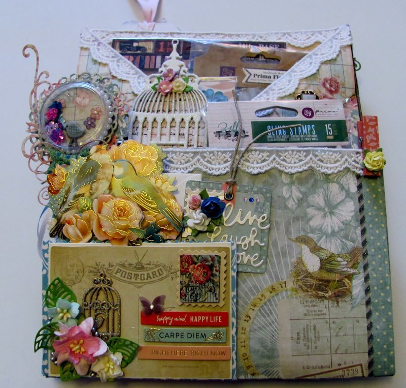 Pocket Envelope