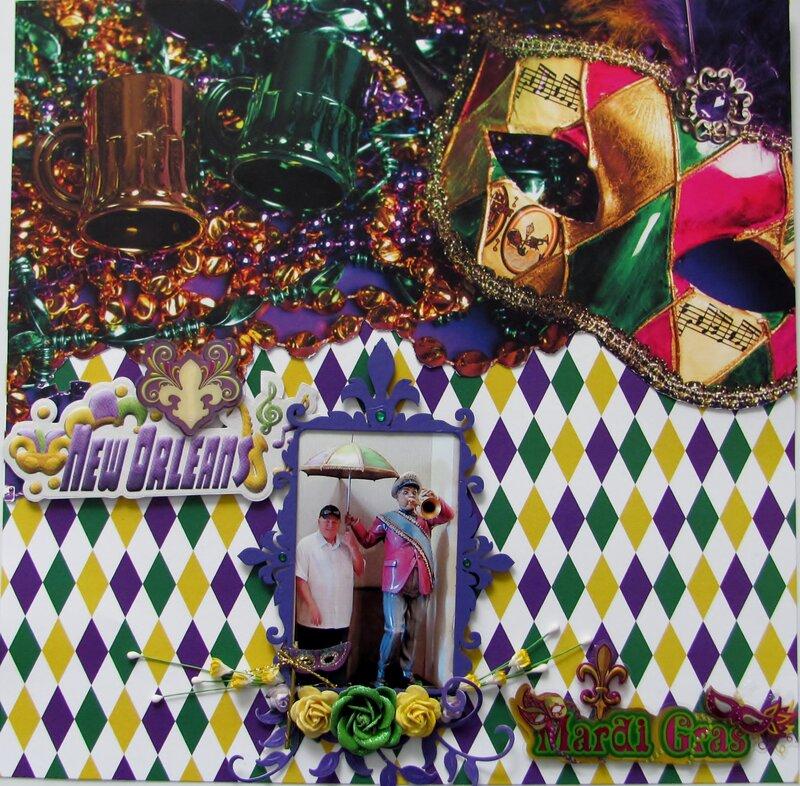 New Orleans - Mardi Gra