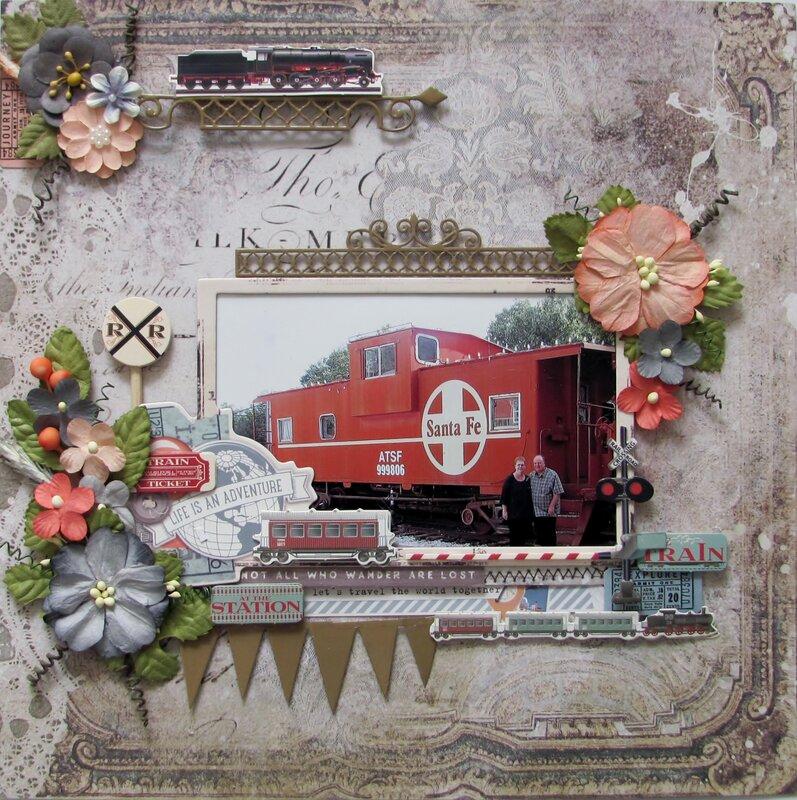 Train - Lubbock, TX