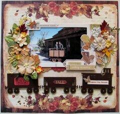 Virginia City, NV - Rail Car