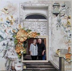 Jackson House - Front Door