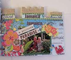 Jamaica Sandcastle Mini Album