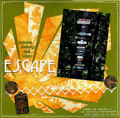 Come With Us and Escape