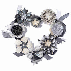 Create a Wreath Kit - Mr and Mrs
