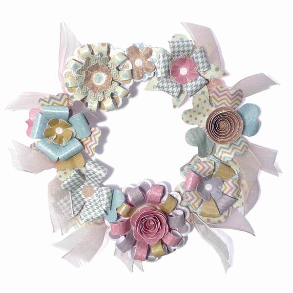 Create a Wreath Kit - Vintage Chic