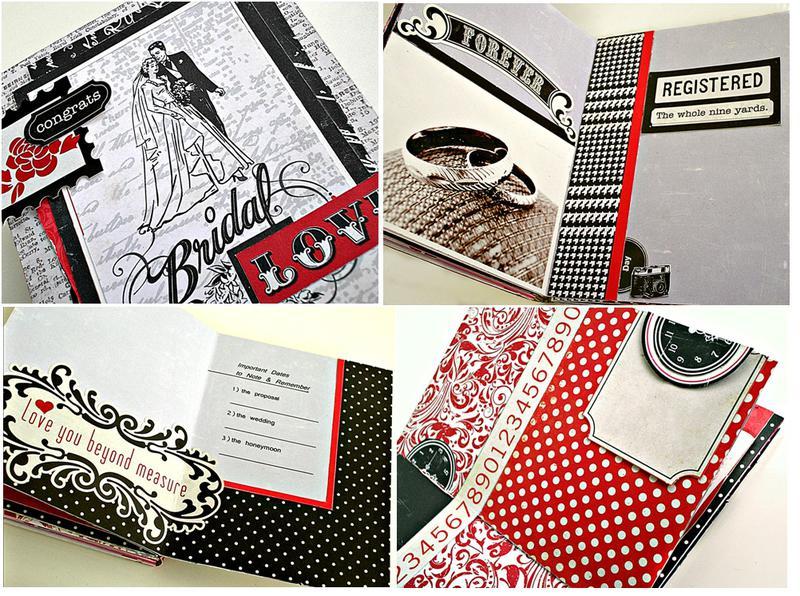 Wedding Minibook