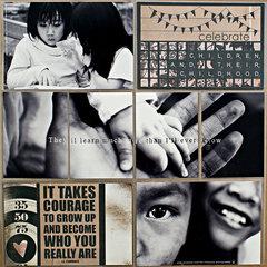 Courage (Mei Li Paperie)