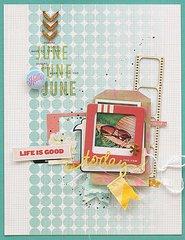 Hello June (Citrus Twist Kit)
