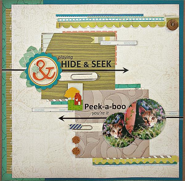 Hide & Seek (Citrus Twist Kit)