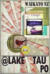 Lake Taupo (Citrus Twist Kit)