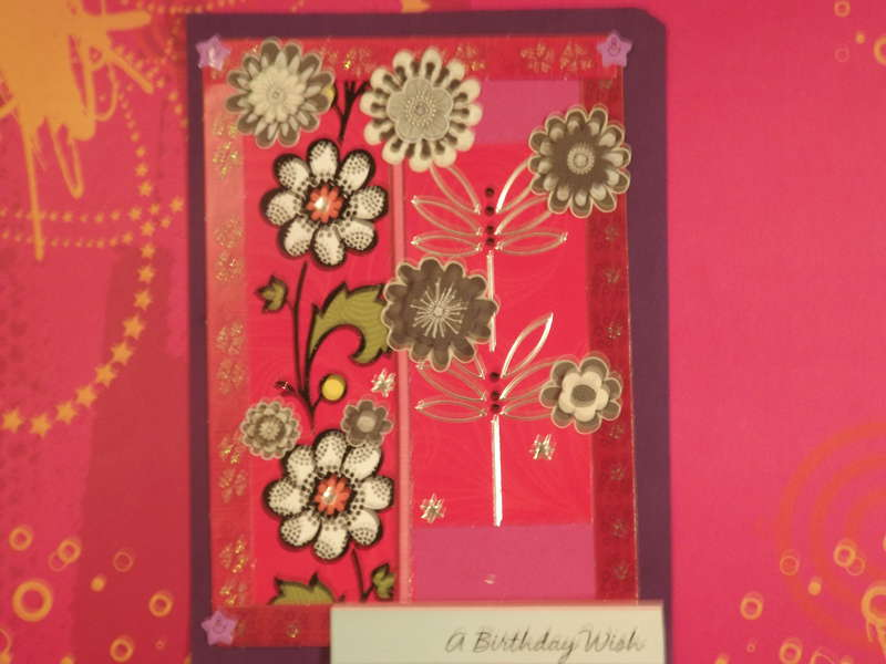 A Birthday Card!