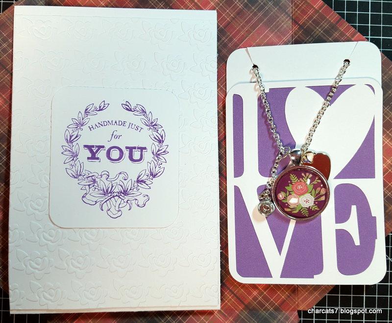 Handmade love & a necklace
