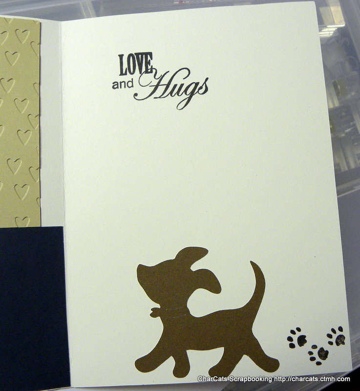 Sorry for your loss Paw card