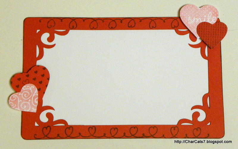 sister swap- Love Frame