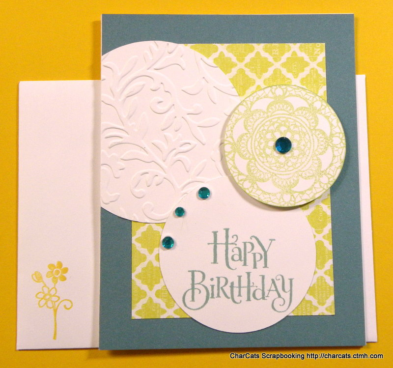 Another Happy Birthday card