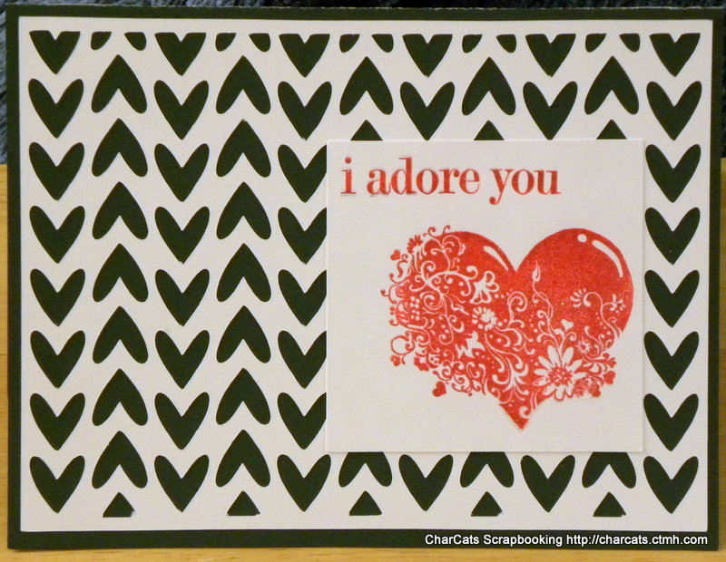 Love Card front
