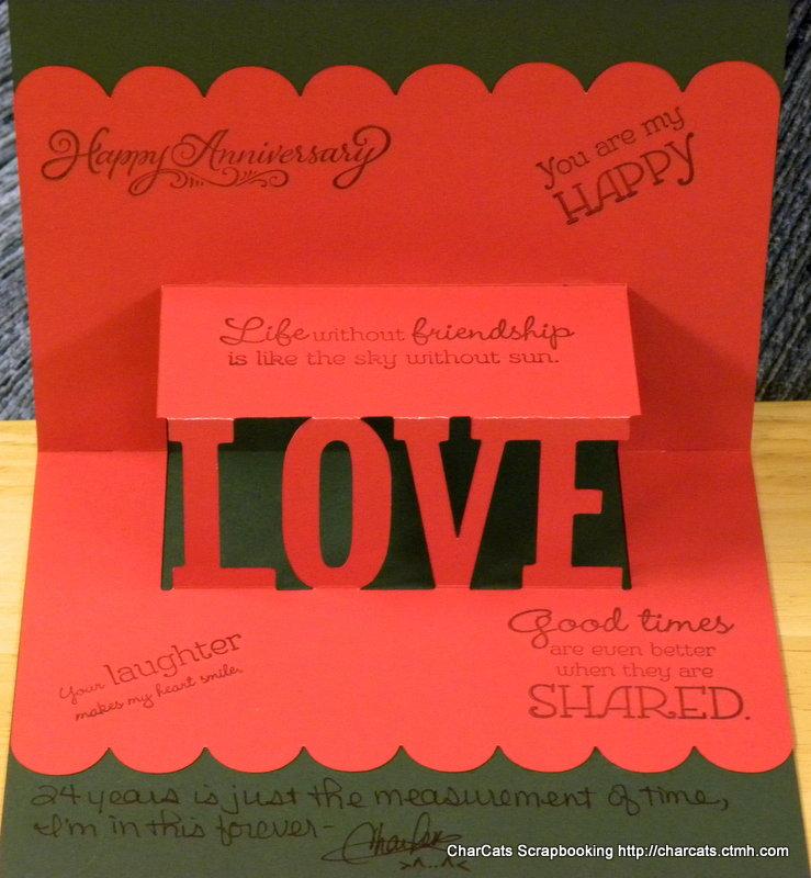 Love Card Inside