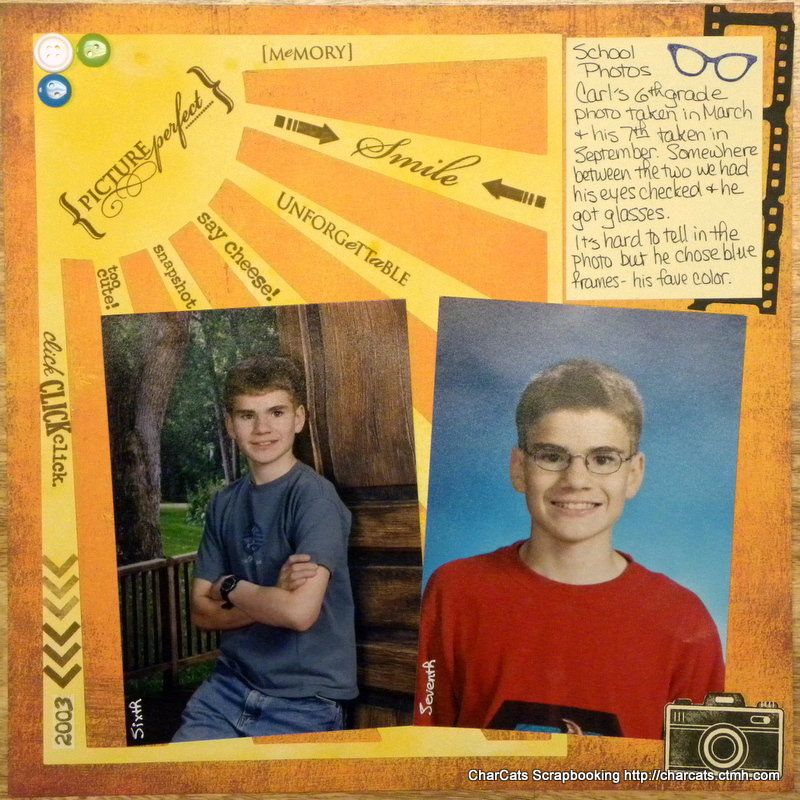6th-7th Grade & Glasses