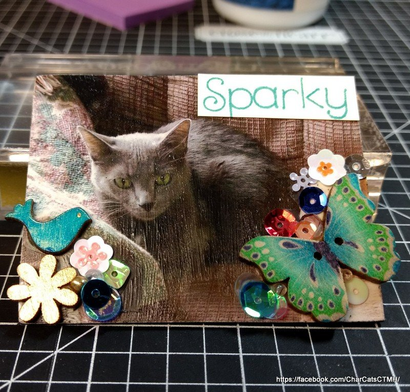 Sparky (magnet project)