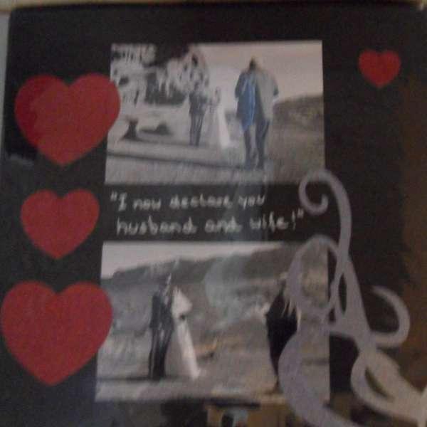wedding album page 10