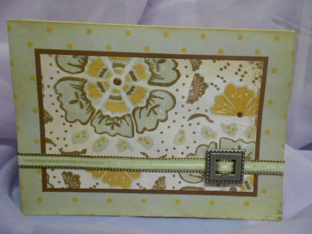 Genreal card