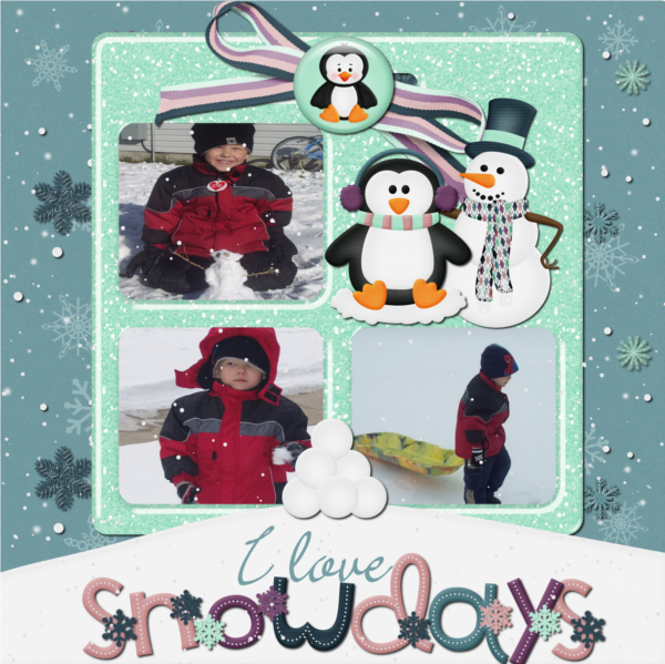 We love Snowdays!