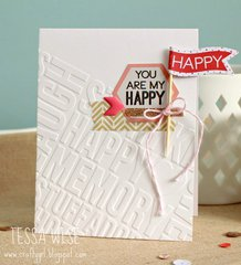 You Are My Happy Card