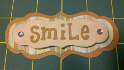 Smile Embillishment