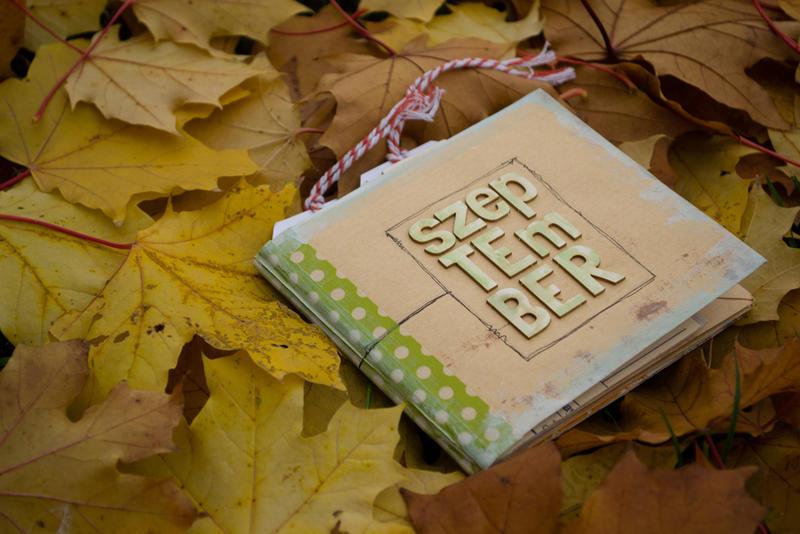September – Envelope mini album