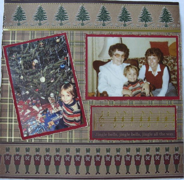 Christmas Past-A Little Boy Believes