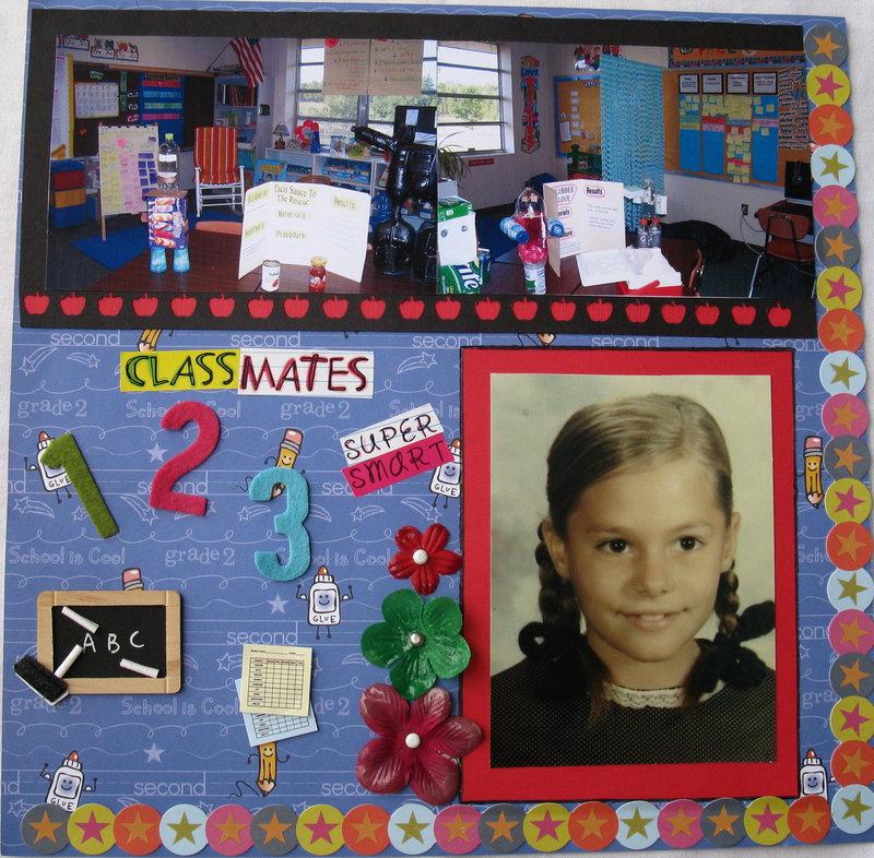 The Teacher Remembers Second Grade