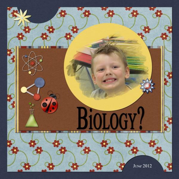 Biology?