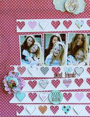 Sweet Friends - *Lily Bee*
