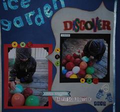 Ice Garden ****Discover
