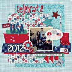 Celebrate The USA
