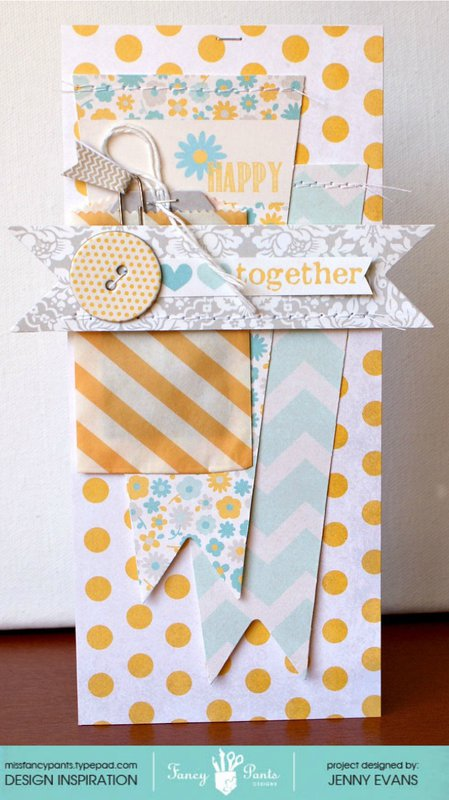 Happy Together *Fancy Pants Designs*