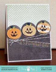 It's Pumpkin Day! *Fancy Pants Designs*