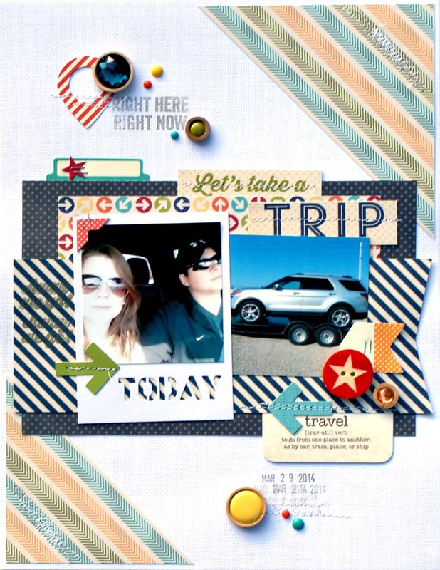 """Let's Take a Trip *Jillibean Soup"""""""