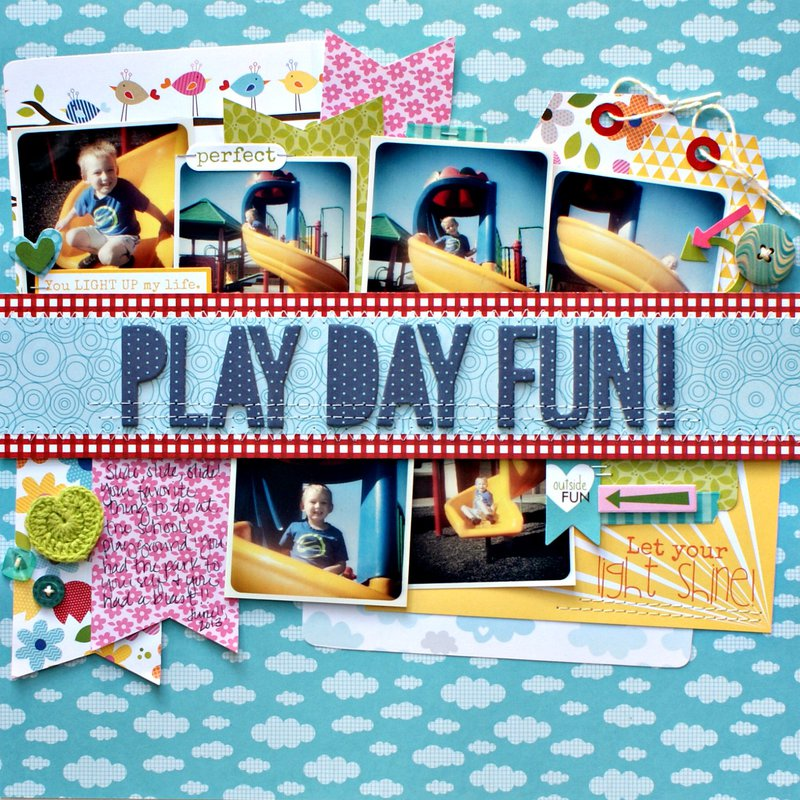 Play Day Fun! *New Bella Blvd*