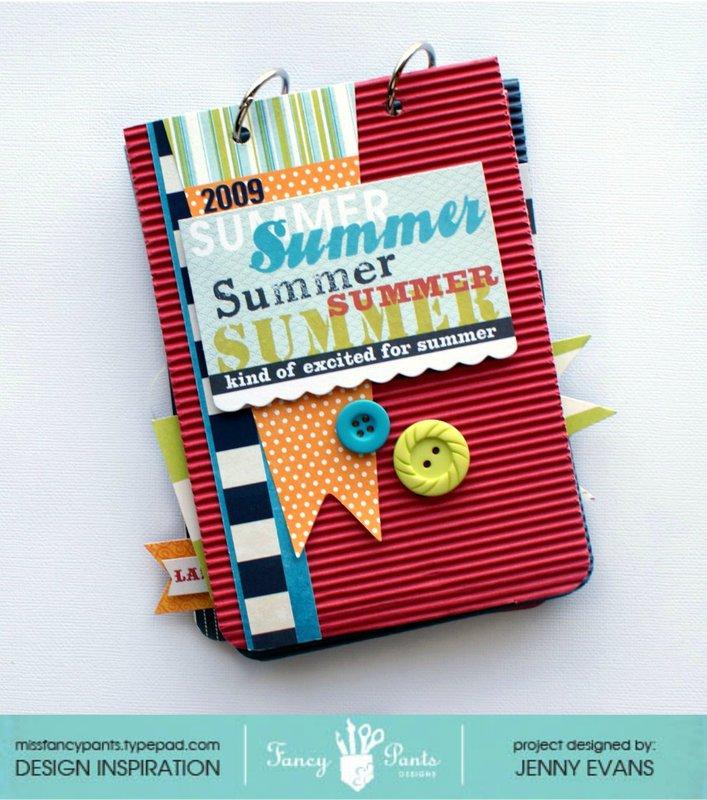 Summer Album *Fancy Pants Designs*