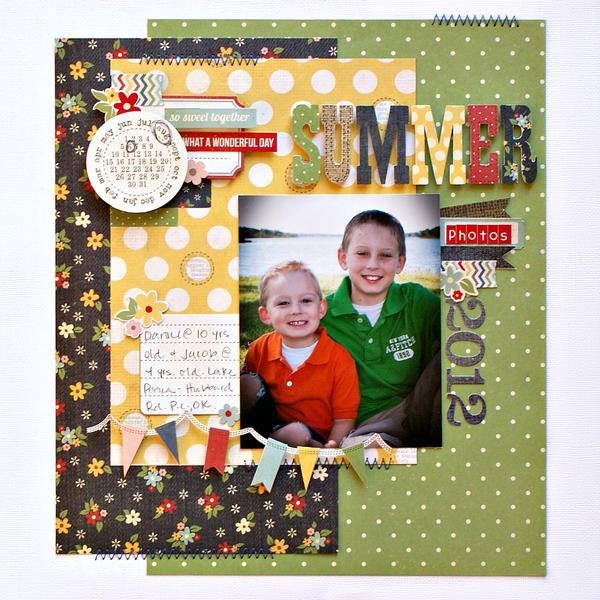 Summer Photos 2012