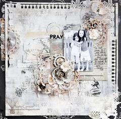 Pray *Riddersholm Design*