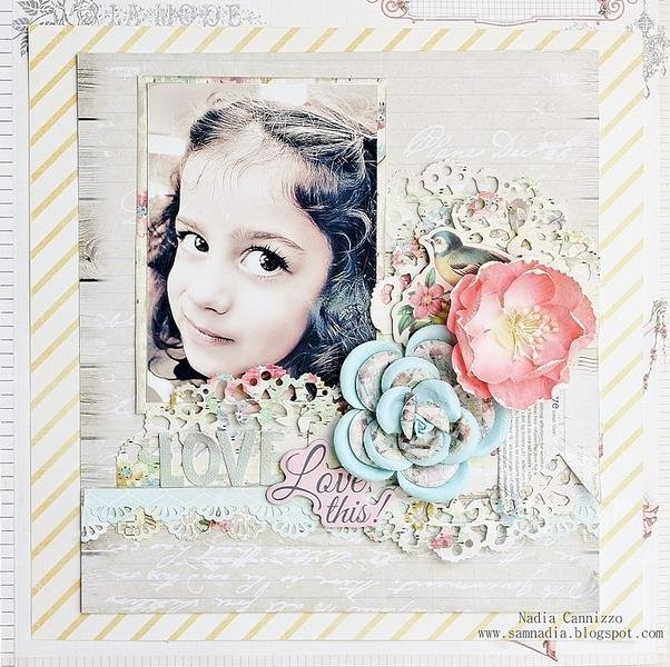 Love This * Scraps Of Elegance March Kit*