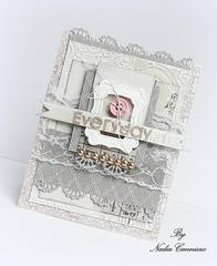 Everyday  *Scraps Of Elegance February Kit*