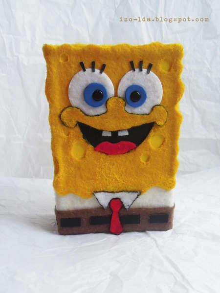 Sponge Bob box