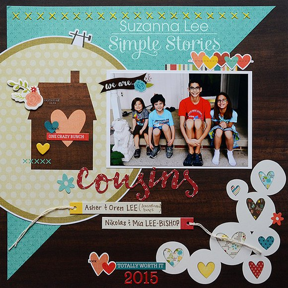 We Are Cousins **Simple Stories**
