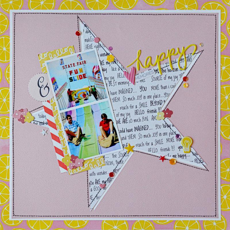 Happy Memories **Cocoa Daisy Feb 2016**
