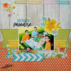 Pickers Paradis **Simple Stories**