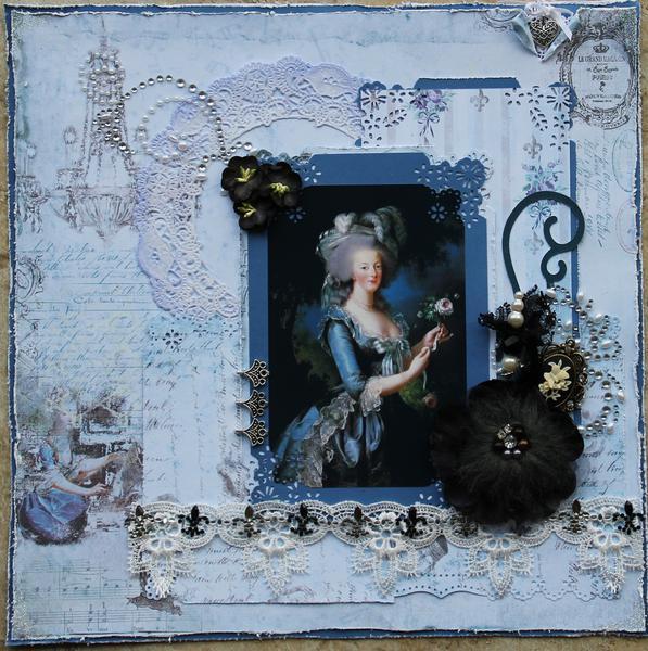 ~Scraps of Elegance~ Marie Antoinette